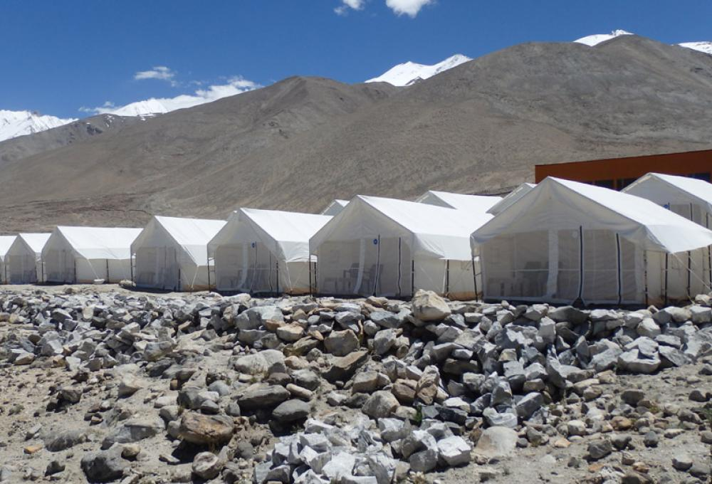 Regal Camp Pangong