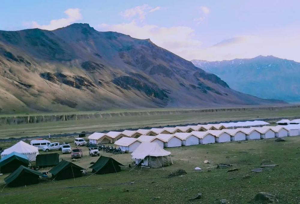 Himalayan Spirit Camp Sarchu