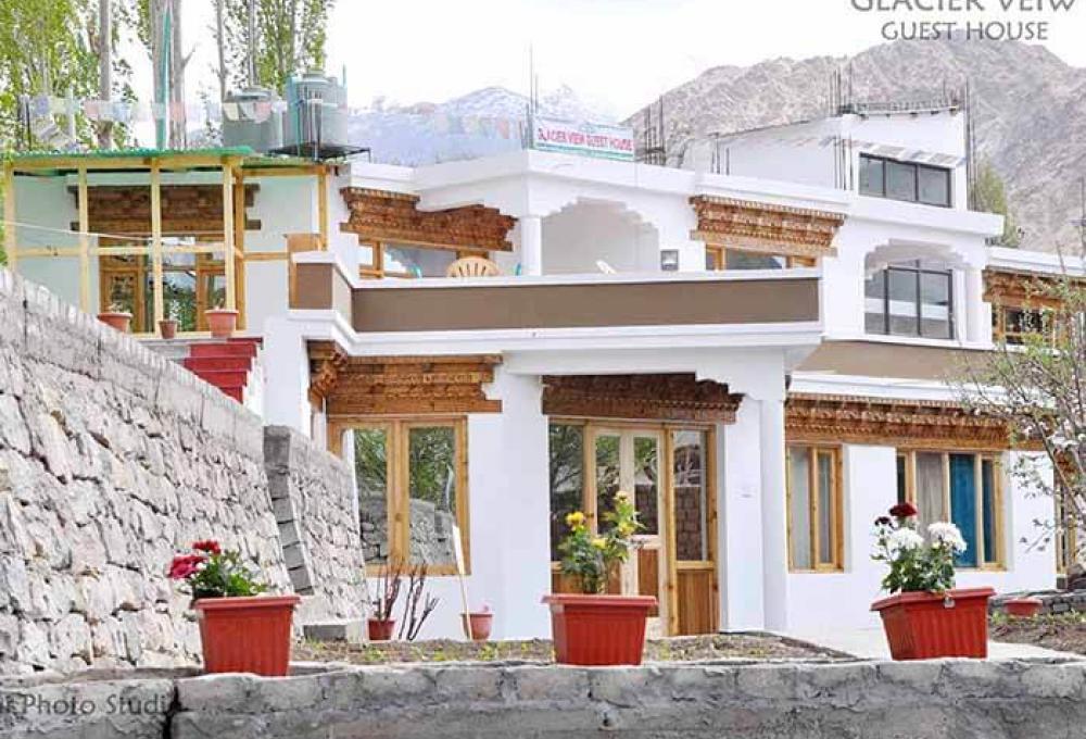 Glacier view guest House