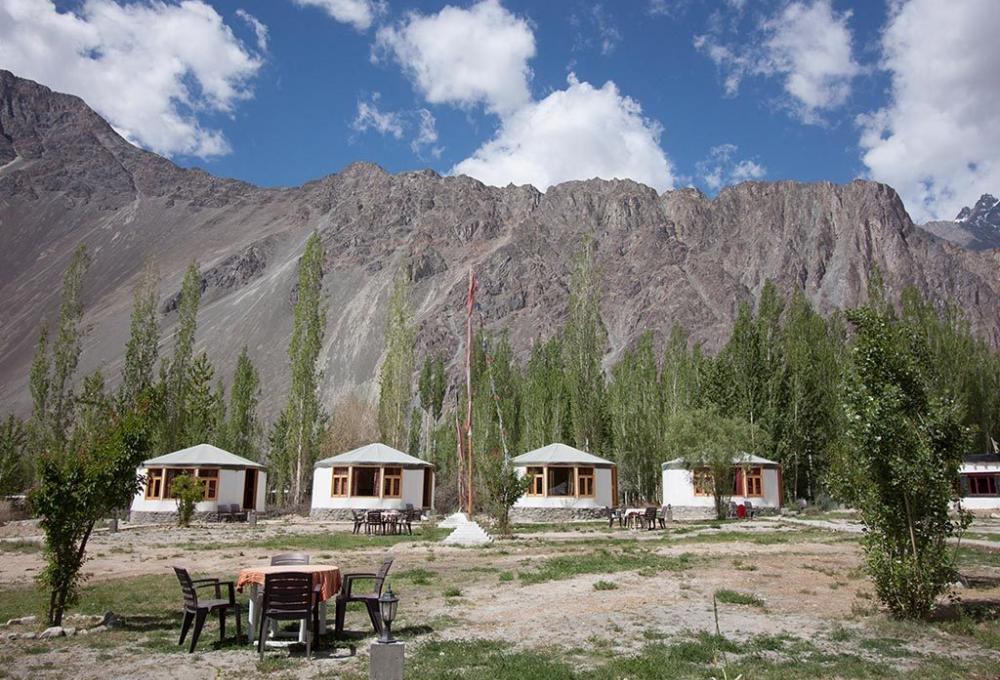 Nubra Sarai Camp