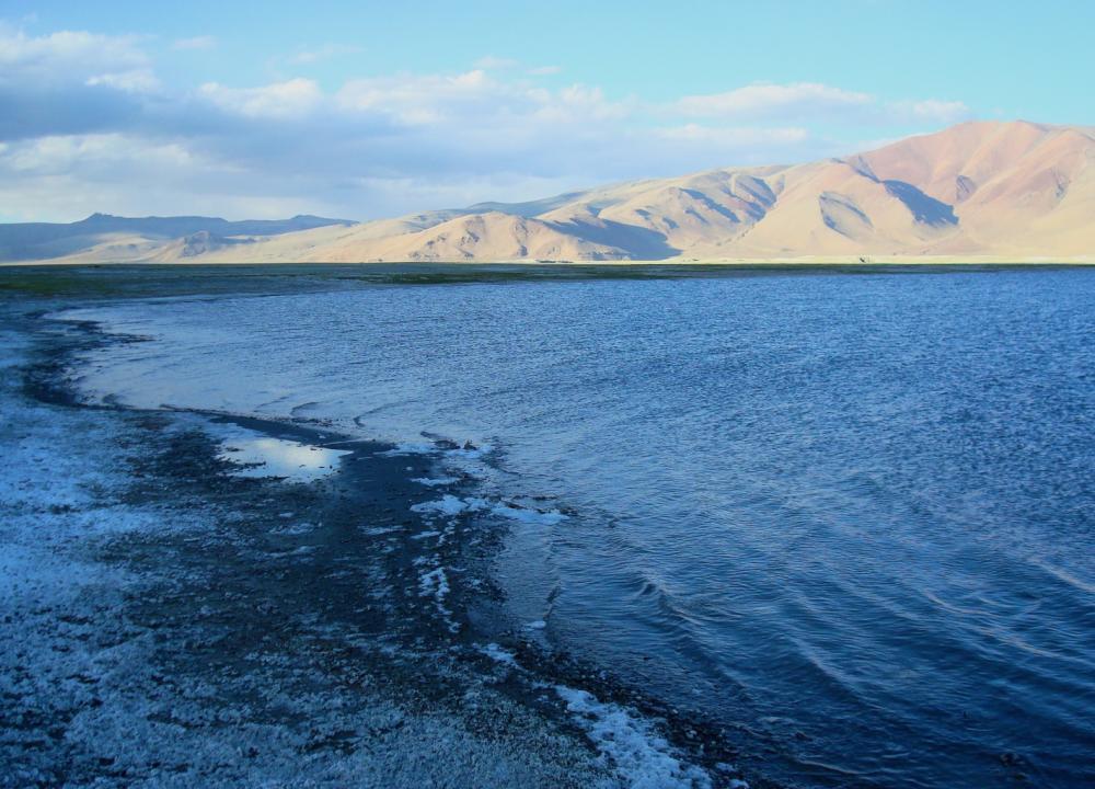 Tso Kar Lake Ladakh UT