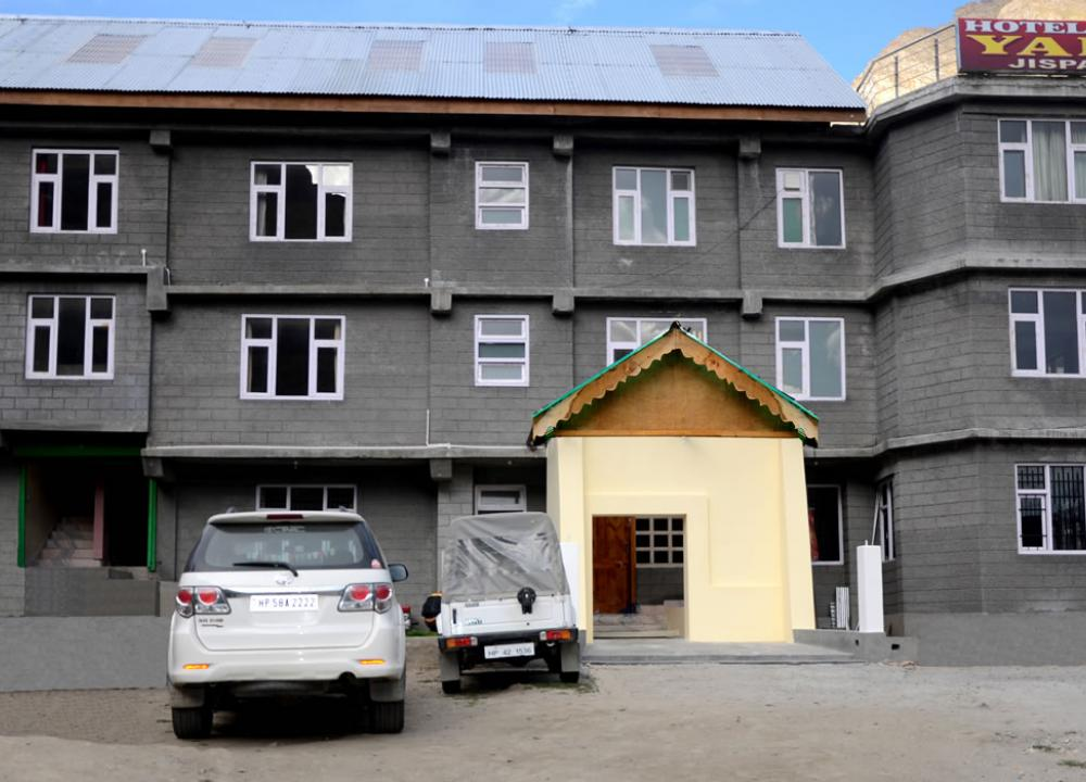Best Hotels in Jispa
