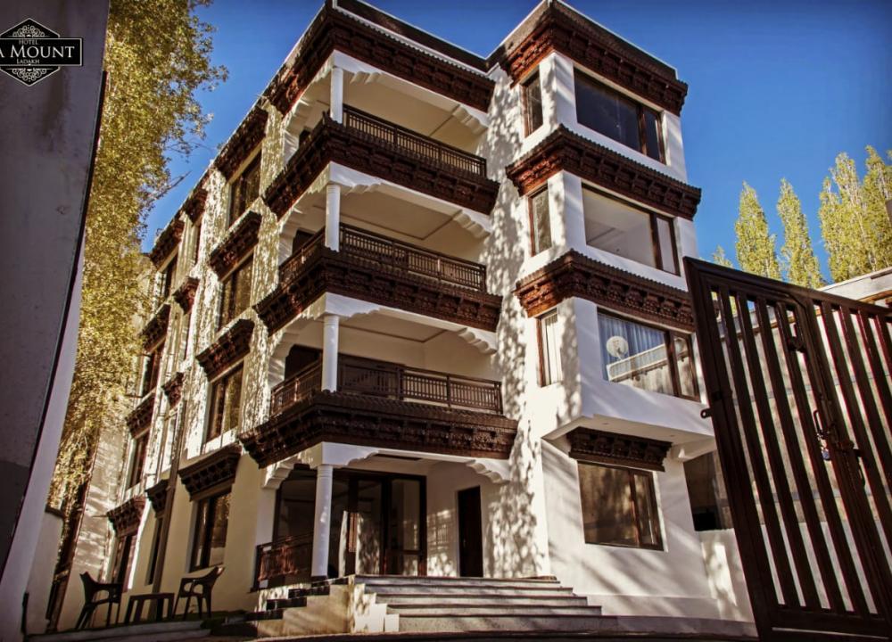 3 Star Hotels in Leh Ladakh