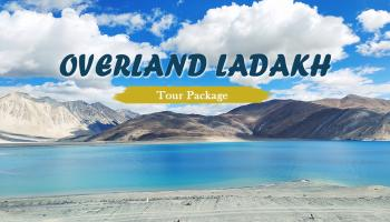 Overland Ladakh Tour Package