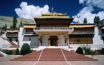 Samstanling Monastery
