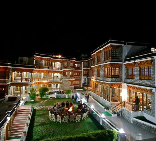 Spic n Span Hotel